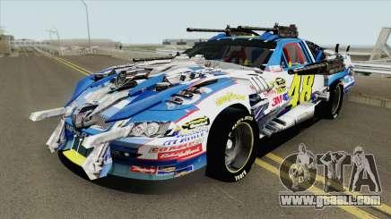 Topspin Vehicle for GTA San Andreas