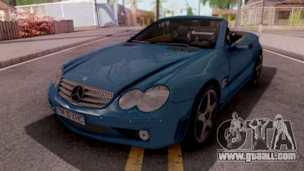 Mercedes-Benz SL65 AMG Cabrio for GTA San Andreas
