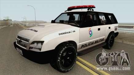 Chevrolet Blazer (Tatico CHAPECO) for GTA San Andreas