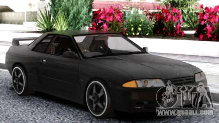 Nissan Skyline GT-R 32 in sequins for GTA San Andreas