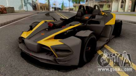 KTM X-Bow R Grey for GTA San Andreas