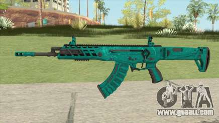 Warface AK-Alfa Absolute (Without Grip) for GTA San Andreas
