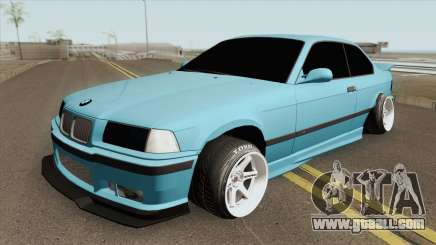 BMW M3 E36 MQ for GTA San Andreas