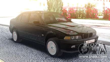 BMW 5-series E39 for GTA San Andreas