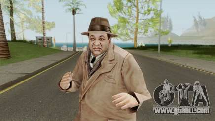 Peter Clemenza - GodFather for GTA San Andreas