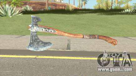Kratos Axe for GTA San Andreas