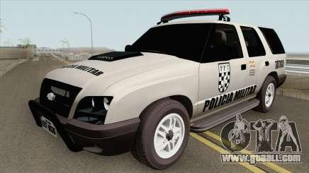 Chevrolet Blazer 2011 (Tatico) for GTA San Andreas
