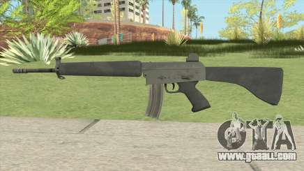 AR-18 Assault Rifle for GTA San Andreas