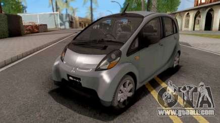 Mitsubishi i-MiEV for GTA San Andreas
