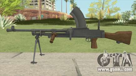 Day Of Infamy BREN MG for GTA San Andreas