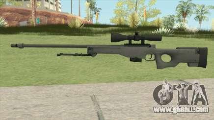 CS-GO Alpha AWP for GTA San Andreas