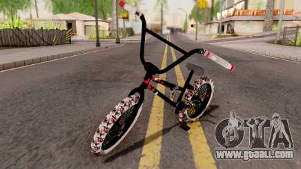 BMX PARA DAMA AB2 for GTA San Andreas
