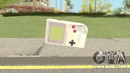 Gameboy for GTA San Andreas