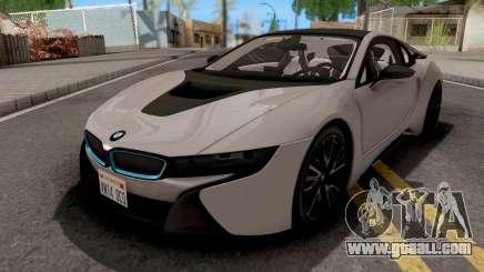 BMW i8 2018 for GTA San Andreas