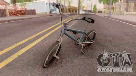Smooth Criminal BMX v2 for GTA San Andreas