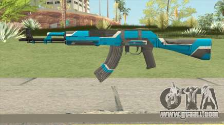Warface AK-103 (Anniversary) for GTA San Andreas
