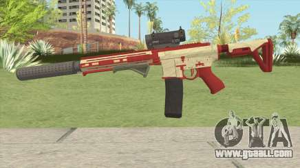 Carbine Rifle GTA V MK2 for GTA San Andreas