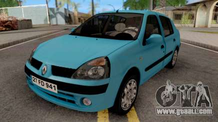 Renault Clio 2006 for GTA San Andreas