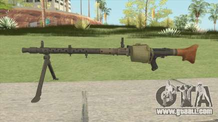 Day Of Infamy MG-34 for GTA San Andreas