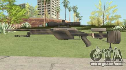 CS-GO Alpha SSG-08 for GTA San Andreas
