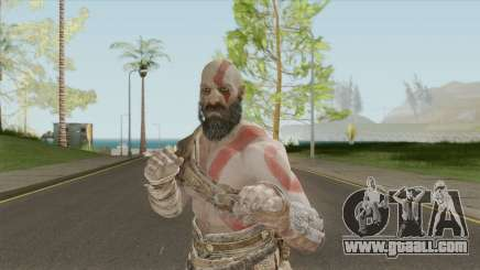 Kratos God of War 2018 for GTA San Andreas