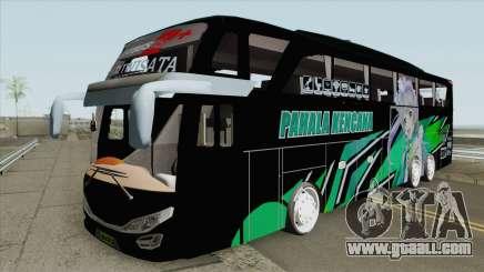 Jetbus 2 SHD (6 Wheel) for GTA San Andreas