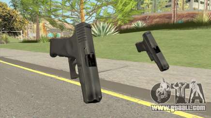 CS-GO Alpha Glock-18 for GTA San Andreas
