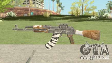 Classic AK47 V2 (Tom Clancy: The Division) for GTA San Andreas