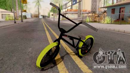 BMX REPTIL AB2 for GTA San Andreas