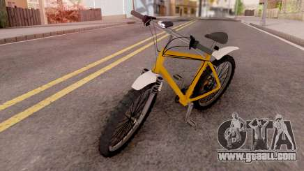 Smooth Criminal Mountain Bike v2 for GTA San Andreas