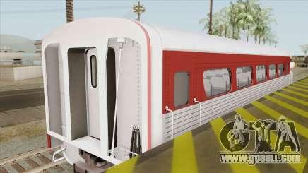 Aerotrain Coach-Observation (GM Aerotrain 1956) for GTA San Andreas