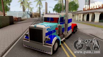 Transformers Ultra Magnus v2 for GTA San Andreas
