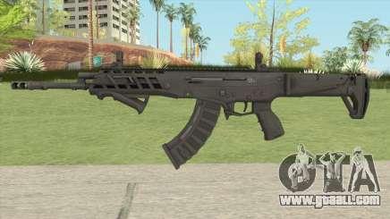 Warface AK-Alfa Default (With Grip) for GTA San Andreas