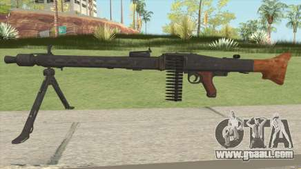 Day Of Infamy MG-42 for GTA San Andreas