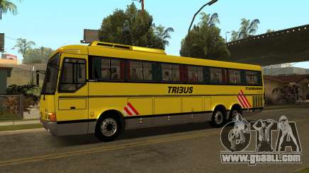 Tecnobus Tribus 4 for GTA San Andreas