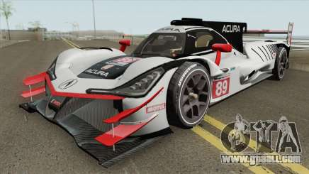 Acura ARX-05 2018 for GTA San Andreas