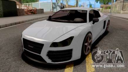 Obey 9F Texturas Arregladas for GTA San Andreas