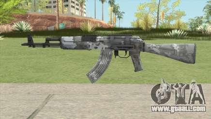 Warface AK-103 (Urban) for GTA San Andreas