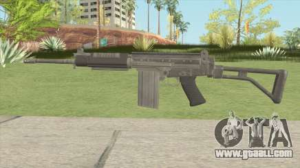 Military SA-58 (Tom Clancy: The Division) for GTA San Andreas