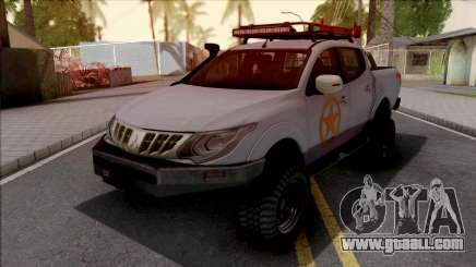 Mitsubishi L200 Off Road for GTA San Andreas