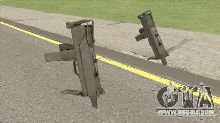 CS-GO Alpha MAC10 for GTA San Andreas