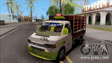 Volkswagen Transporter T4 Con Estacas for GTA San Andreas