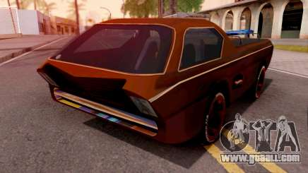 Dodge Deora Hot Wheels Turbo Racing for GTA San Andreas