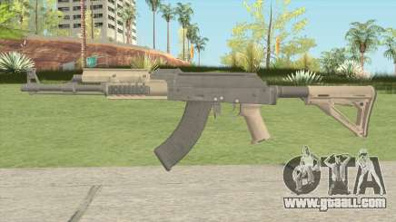 Black Market AK74 (Tom Clancy: The Division) for GTA San Andreas