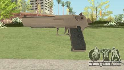 CS-GO Alpha Desert Eagle for GTA San Andreas