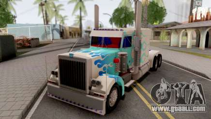 Transformers Ultra Magnus v3 for GTA San Andreas