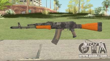 Metro Last Light AK47 for GTA San Andreas