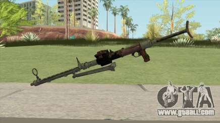 COD WW2 - MG-15 Anti-Aircraft MG (Default) for GTA San Andreas