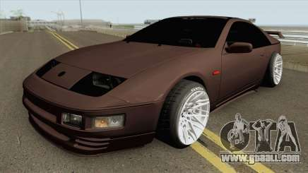 Nissan Fairlady Z Version S Twin Turbo 1994 HQ for GTA San Andreas