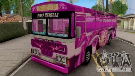 Rosa Kirilli SL Bus for GTA San Andreas